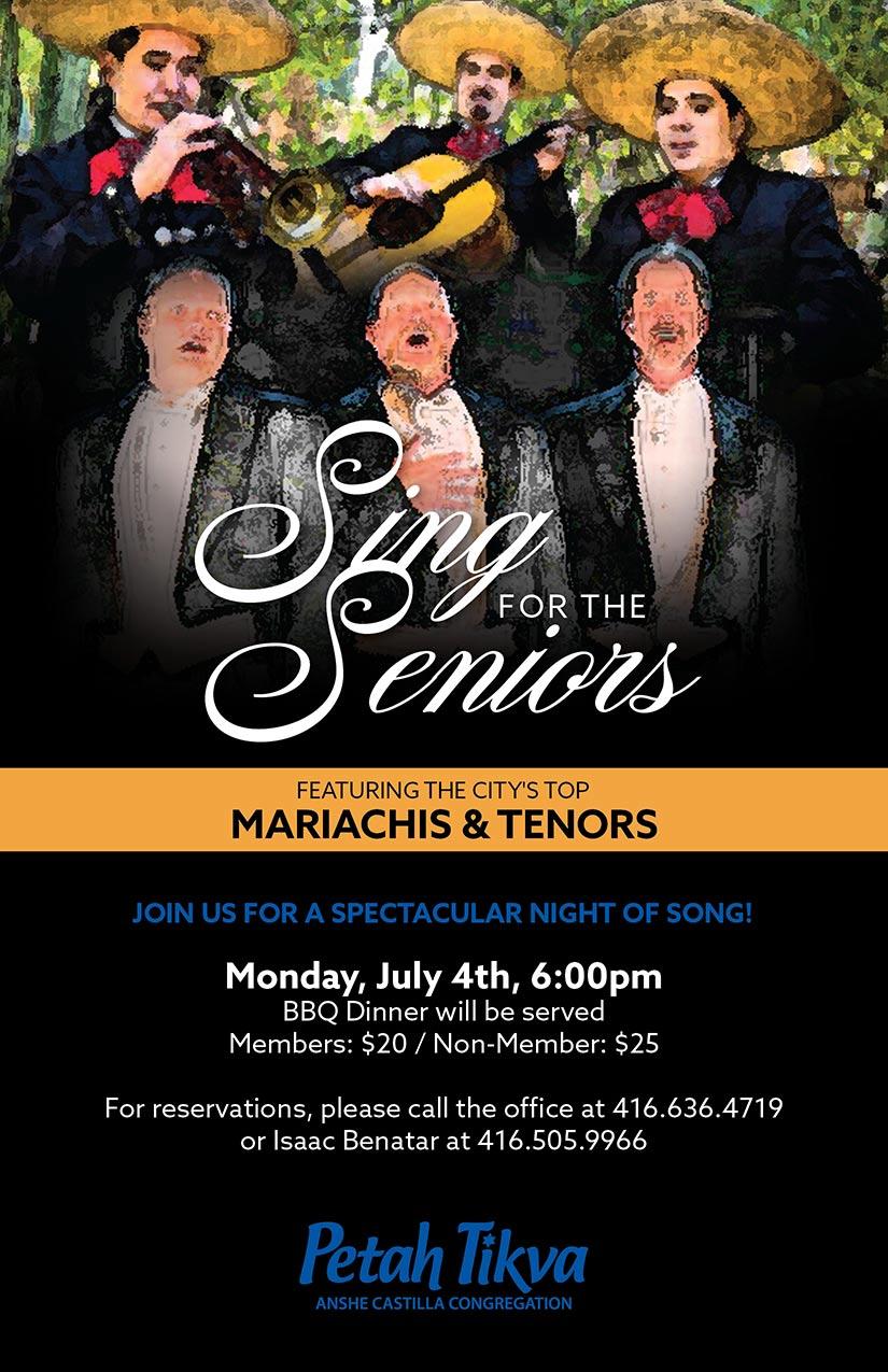 Sing for Seniors
